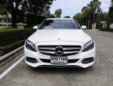 2015 Mercedes-Benz C200 Avantgarde รถเก๋ง 4 ประตู