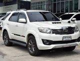 ขายรถมือสอง 2014 Toyota Fortuner 3.0 (ปี 12-15) TRD Sportivo SUV AT