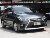 ขายรถ 2015 Toyota YARIS 1.2 E รถเก๋ง 5 ประตู