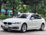 BMW 320d Lci sport 2016 ไมล์ 3x,xxx Bsiยังเหลือ เป็นรุ่นtopสุด