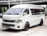 2012 Toyota Commuter 2.5 D4D VIP+เครื่องเสียง