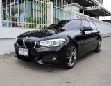 จองให้ทัน BMW 118i M Sport 2017