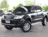 2013 Toyota Hilux Vigo 2.5 E 4DR Prerunner M/T สีดำ