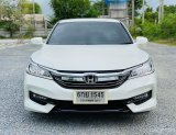 2017 Honda ACCORD 2.0 EL รถเก๋ง 4 ประตู
