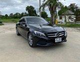2017 Mercedes-Benz C350 PLUG-IN HYBRID รถเก๋ง 4 ประตู