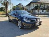 2013 Mercedes-Benz C180 Sport AMG รถเก๋ง 2 ประตู
