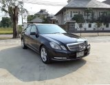 2012 Mercedes-Benz E200 Elegance รถเก๋ง 4 ประตู