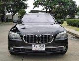 BMW 730LD สีดำ ปี 2011