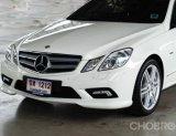 Mercedes Benz E200 CGI Coupe AMG Package 2012 ตัวทอปสุด