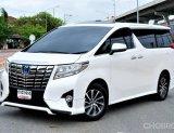 2018 Toyota ALPHARD 2.5 HYBRID SR C-Package E-Four 4WD รถตู้/MPV