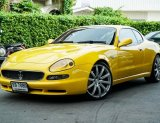 Maserati 3200 gt twin-turbocharged V8 ตัวรถปี 2001