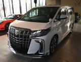 2020 Toyota ALPHARD 2.5 SC รถตู้/MPV