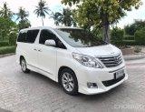 2012 Toyota ALPHARD 2.4 V รถตู้/MPV
