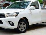 Toyota Hilux Revo 2.4 J Standart MT ปี2016 สีขาว เกียร์ธรรมดา