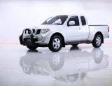 2007 Nissan Navara 2.5 SE CAB มีเครดิตหรือไม่มีก็ฟรีดาวน์