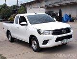 Toyota Hilux Revo SmartCab 2.4 J ปี18 รถสวยมือเดียวขับดีตัวไม่มีอุบัติเหตุพร้อมใช้งาน
