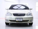 2005 Toyota Corolla Altis 1.8 E รถเก๋ง 4 ประตู