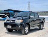 TOYOTA HILUX VIGO 3.0 G 4WD MT ปี2005 สีดำ DOUBLE CAB