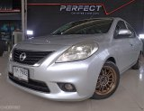 ขายรถ Nissan Almera 1.2 E ปี2012 รถเก๋ง 4 ประตู