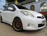 Toyota Yaris 1.5RS มือเดียว ไม่แก๊ส ประวัติศูนย์ เบรคBremboแท้ ยางใหม่ ภายในสวย พร้อมใช้งาน