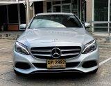 2016 Mercedes-Benz C350 e รถเก๋ง 4 ประตู
