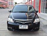 2006 Honda CITY 1.5 ZX V VTEC รถเก๋ง 4 ประตู
