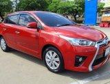 2014 Toyota YARIS 1.2 G+ รถเก๋ง 5 ประตู