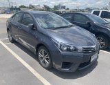2016 Toyota Corolla Altis 1.6 G ฟรีดาวน์