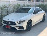 2019 Mercedes-Benz CLS 300d รถเก๋ง 2 ประตู