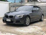 BMW 116i M SPORT 1.6 F20 ปี13 ไมล์น้อย