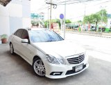Mercedes-Benz W212 E250 CGi AMG Sport Package AT ปี 2013