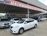 2012 Nissan Almera 1.2 E รถเก๋ง 4 ประตู