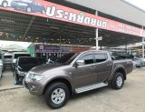 2013 Mitsubishi TRITON 2.5 DOUBLE CAB PLUS รถกระบะ