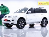 1N-35  Mitsubishi Pajero Sport 2.4 GT Premium 4WD SUV สีขาว เกียร์ AT ปี2013