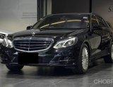 2013 Mercedes-Benz E300 BlueTEC HYBRID ไมล์ 36,xxx km.