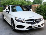 BENZ C250 AMG Coupe หลังคาแก้ว