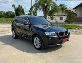 2014 BMW X3 xDrive20d รถเก๋ง 5 ประตู