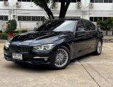 2016 BMW 320i Luxury F30 Lci รถศูนย์ ไมล์ 89,xxx km. Bsi เหลือ