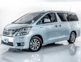 ขายรถสวย Toyota VELLFIRE 2.4 Hybrid E-Four 4WD 2012