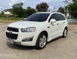Chevrolet Captiva 2.0 LTZ 4WD AT ปี2014 สีขาว