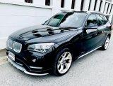 จองให้ไว BMW X1 Diesel 2.0 ตัว Top เครื่อง Twin Turbo ตัว Top รถมือเดียว สุด ปี 2013