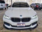 BMW 730Ld Msport ดีเซลล้วน ปี 2017