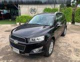 Chevrolet Captiva 2.0 LSX ดีเซล ขับ2 สีดำ รถบ้าน อุปกรณ์ครบ รถ7ที่นั่ง SUV ราคาไม่เกิน3แสน