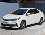 Toyota Corolla Altis 1.8E ปี2017รถเก๋ง 4 ประตู