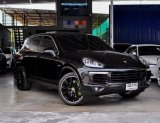 Porsche Cayenne SE Plug In hybrid ประวัติ service ครบทุกระยะ มือเดียว ปี 2015