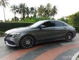 Benz cla250 amg w117 2.0at  สีเทาดำ 2019