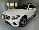 2017 Mercedes-Benz GLC250 d รถเก๋ง 5 ประตู