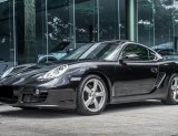2011 Porsche CAYMAN 987 Tiptronic ไมล์น้อยมาก 39,xxx km.