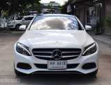 2016 Mercedes-Benz C350 PLUG-IN HYBRID ออพชั่นแน่น หลังคาแก้ว