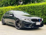 2017 BMW 520d G30 M Sport รถศูนย์ ไมล์น้อย 32,xxx km. Msi เหลือๆ